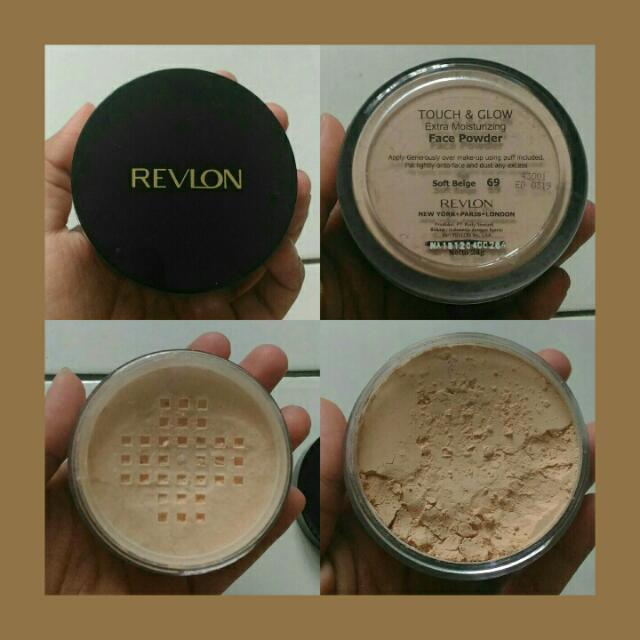 Revlon Face Powder Ori