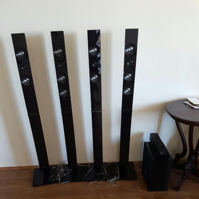 Samsung speaker home theatre