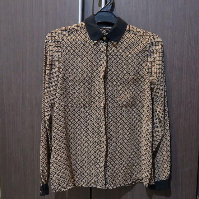 'The Executive' Pattern Shirt
