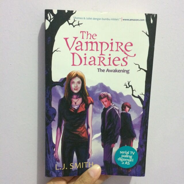 The Vampire Diaries (The Awakening)