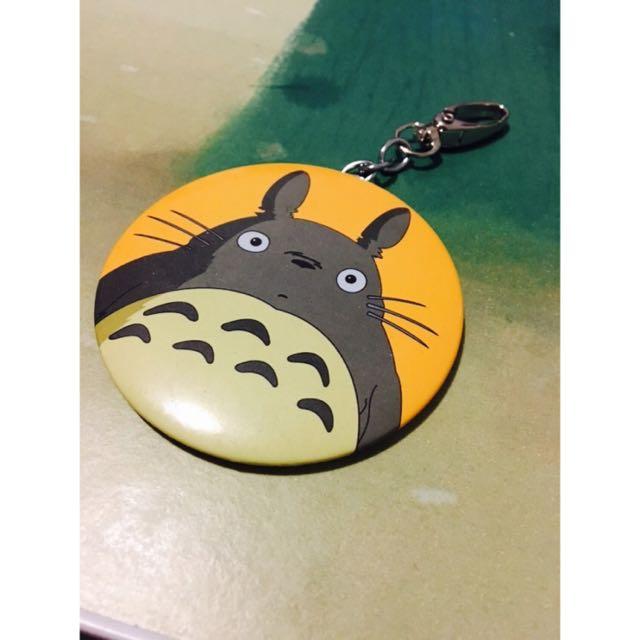Totoro mirror