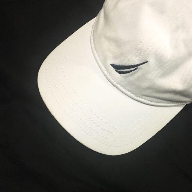 844b0cb114b12 White Nautica Cap
