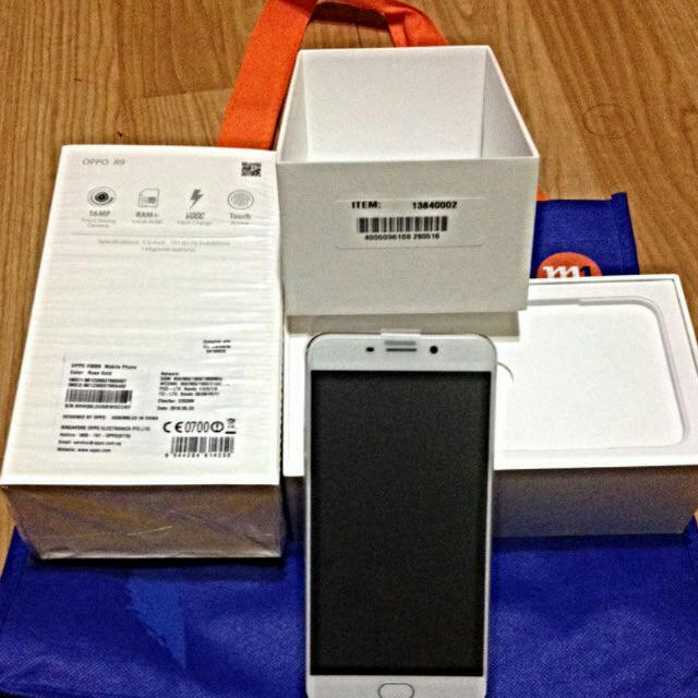 (RESERVED) Oppo R9 64gb