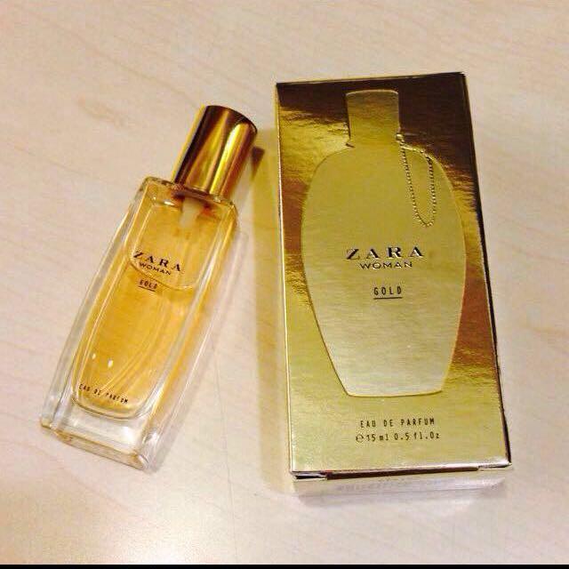 ZARA GOLD 女性香水