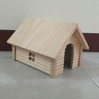 (已預訂)小動物 兔子窩 老鼠窩 木屋
