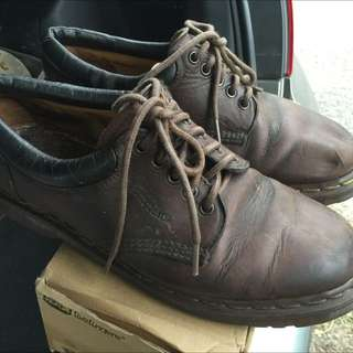 CNY REDUCED!!!Dr. Marten Made In England