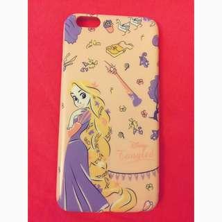 ✏️賣長髮公主IPhone 6+手機殼(全包軟殼)