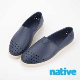 🚚 Native 紳士防水 懶人鞋