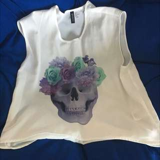 Size 4 H&M Shirt