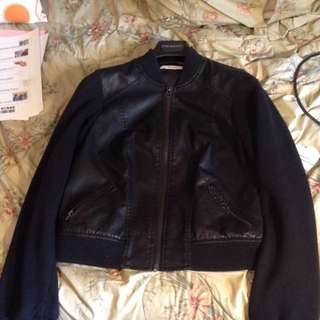 Rickis Leather Jacket