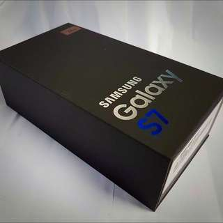 出售 Brand new Samsung s7 32G Rose Gold 玫瑰金