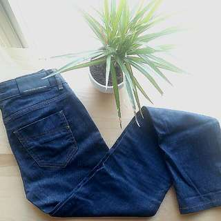 Comptoir Des Cotonniers Dark Denim Jeans