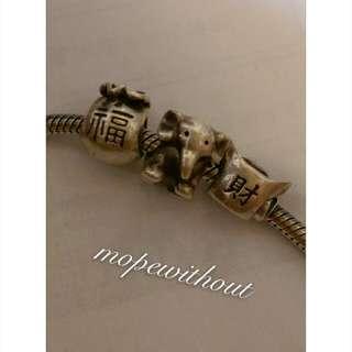潘朵拉手鍊+項鍊