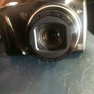 Canon Camera Power Shot SX150 IS