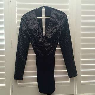 Guess Sequin Romper