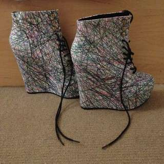 ASOS Wedge Boots Sold Out Online
