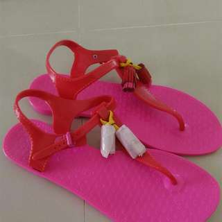 Juicy Couture Jelly Sandals