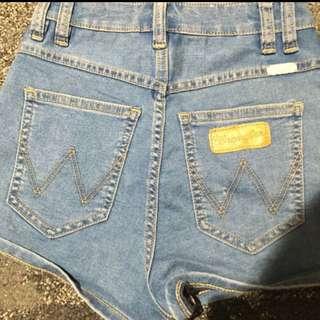 Wrangler Size 6 Shorts