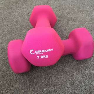 Celsius Dumbells