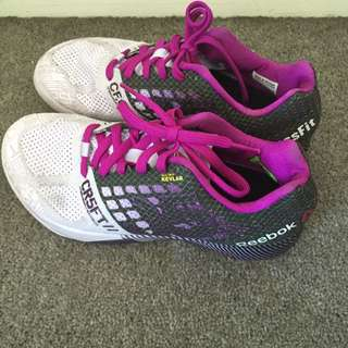 Reebok Cross Fit Shoes 23.5cm