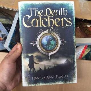 The death Catchers by Jennifer Anne Kogler