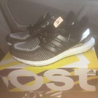 Ultraboost Olympic pack (Silver)