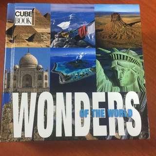 CUBE BOOK-WONDERS