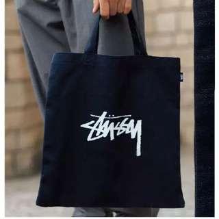 Stussy Tote Bag (Japanese Magazine Version)