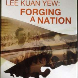 DVD: Lee Kuan Yew - Forging A Nation
