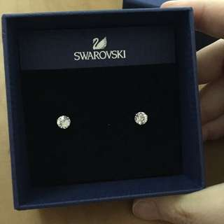 Swarovski 施華洛水晶耳環 Earrings