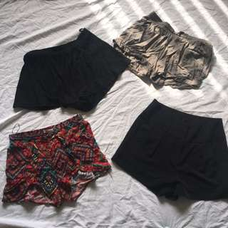 Assorted Shorts MAKE OFFERS!