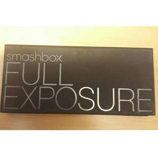Smash box Full Exposure Pallete