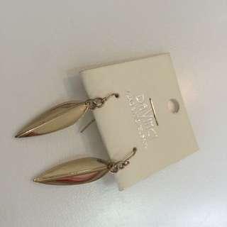 Da vinci earrings