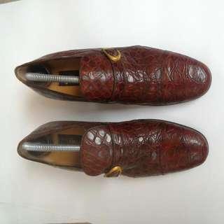 義大利精品皮鞋42號