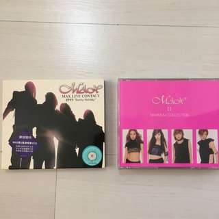 JPOP MAX Music CD And VCD