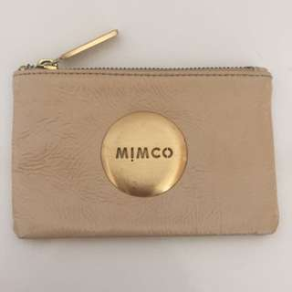 Mimco Nude Pouch