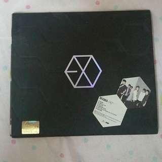 EXO-M first mini album (Luhan Photocard)