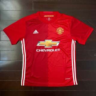 Manchester United Home Kit 16/17 (In-stock)