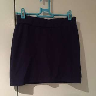 Purple Skirt size:Small