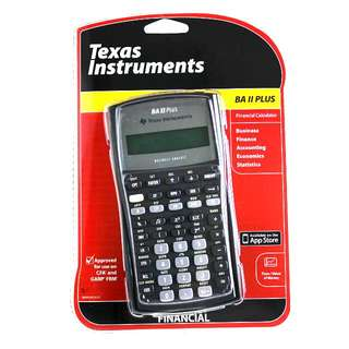 BRAND NEW BA-II Plus (Texas Instrument)