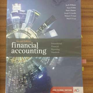 (Reserved) Financial Accounting 2nd Edition