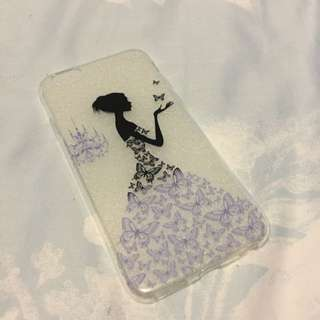 iPhone 6/6s Girl Pattern Case
