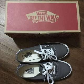 Vans Authentic Lo Pro (Pewter/True White)