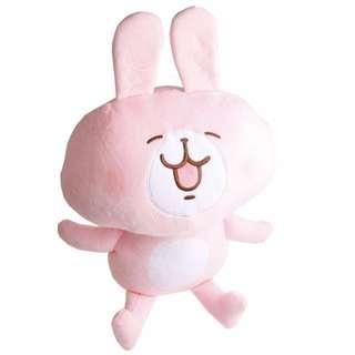 P助與兔兔 娃娃 / 卡娜赫拉(有附吸盤)