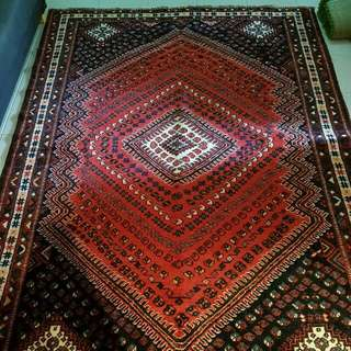 Turkish Hand-woven Carpet