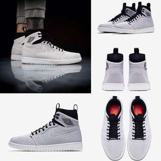 Nike Air Jordan 1 Ultra High - White