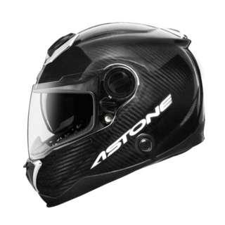 【金剛安全帽】ASTONE GT1000F 碳纖維 全罩安全帽