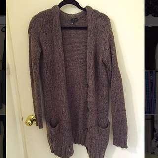 H &M Knit Cardigan