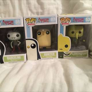 Adventure Time Figurines