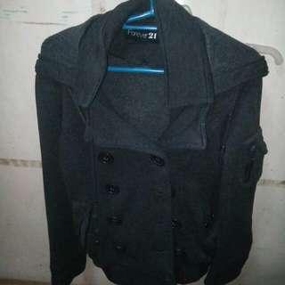 F21 Fashion Jacket w/ Hood